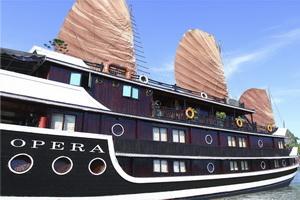 Du thuyền Hạ Long Aclass Opera