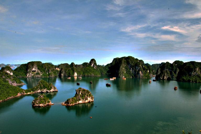 Khu du lịch đảo Tuần Châu – Vịnh Hạ Long