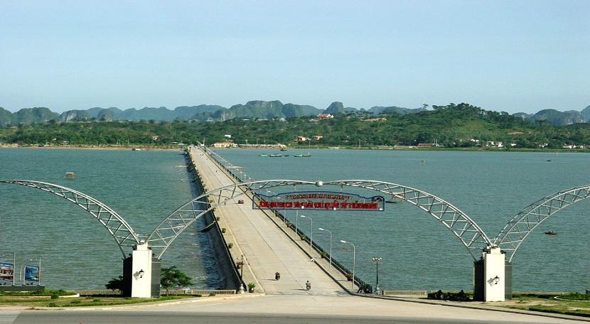 Cổng vào đảo Tuần Châu