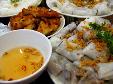Độc đáo ẩm thực Hạ Long