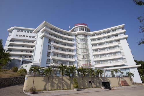 Khách sạn Morning - Star Tuần Châu