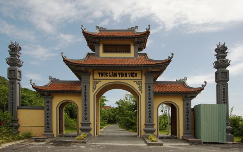 Du lịch Nha Trang – Thăm Trúc Lâm Tịnh viện
