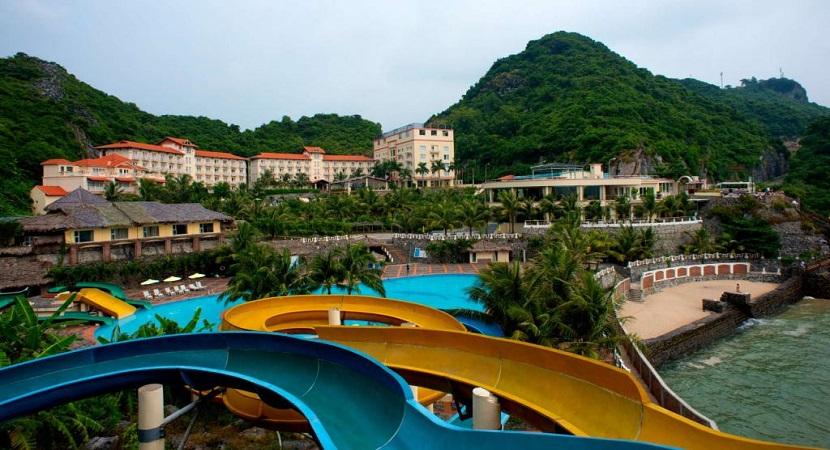 Khách sạn nhà nghỉ tại Cát Bà