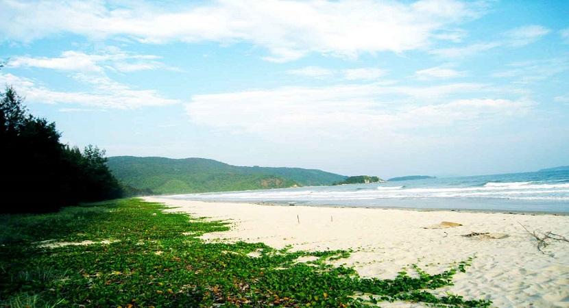 Vẻ đẹp của khu du lịch đảo Ngọc Vừng