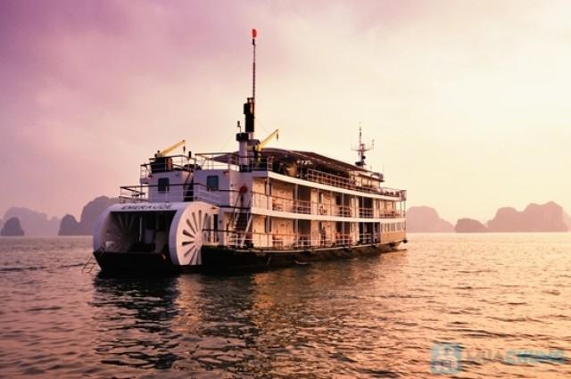 Emeraude Classic Cruise mang phong cách cổ điển Pháp