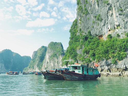 Vịnh Hạ Long lọt top ảnh đẹp nhất được chụp từ Iphone 6