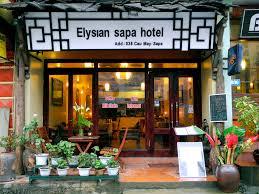 Khách sạn Elysian nằm ở vị trí rất thuận tiện