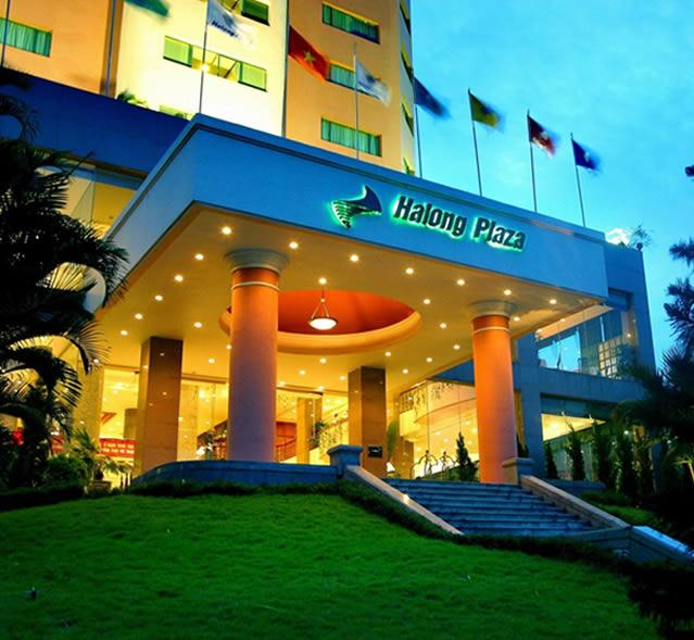 Hạ Long Plaza - Khách sạn 4 sao của Hạ Long