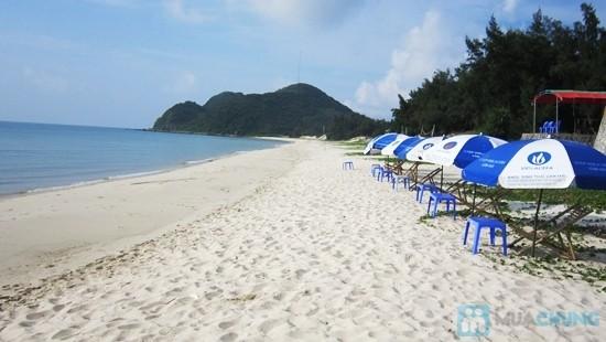 Vẻ đẹp hoang sơ và thơ mộng đảo Quan Lạn
