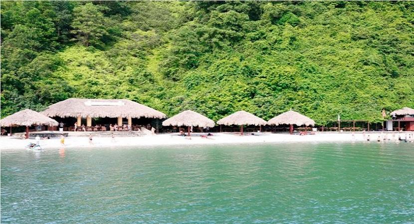 Vẻ đẹp đảo Soi Sim