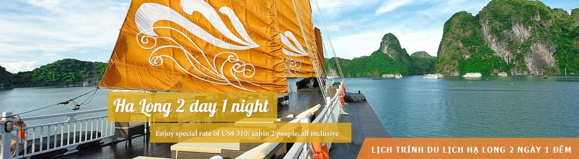Du lịch Hạ Long 2 ngày 1 đêm