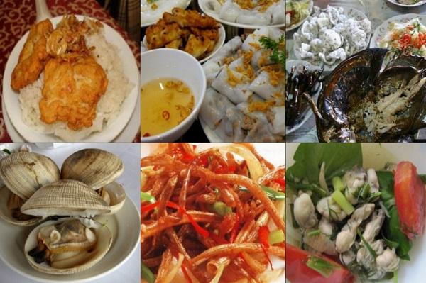 Bánh cuốn chả mực nằm trong top những đặc sản, món ăn ngon ở Hạ Long