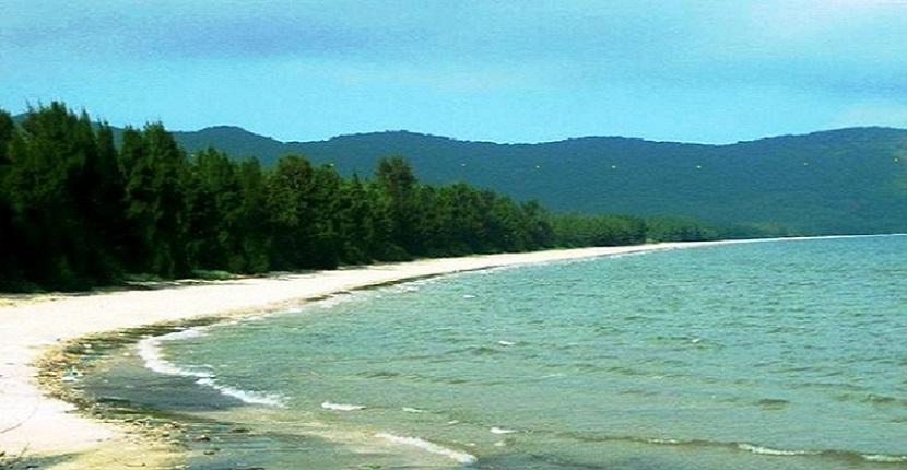 Vẻ đẹp đảo Ngọc Vừng