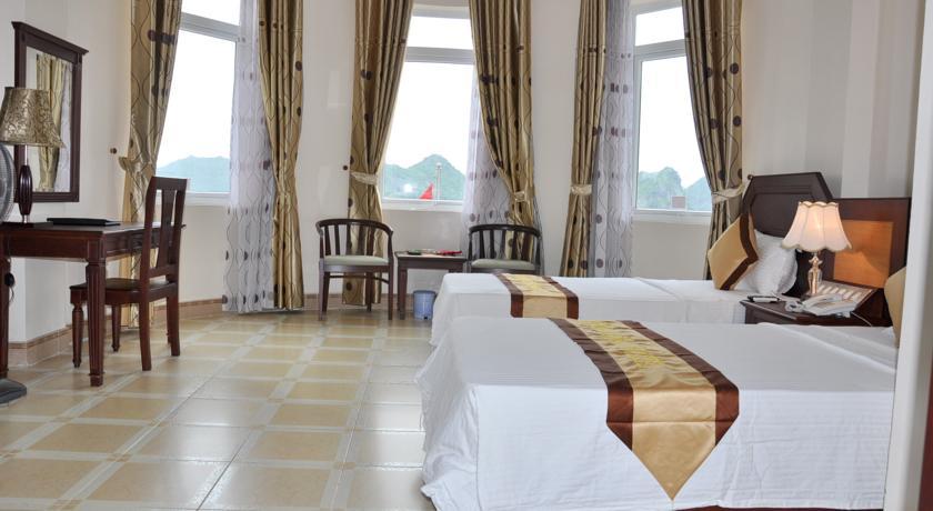 Phòng khách sạn Hạ Long đảm bảo tiêu chuẩn