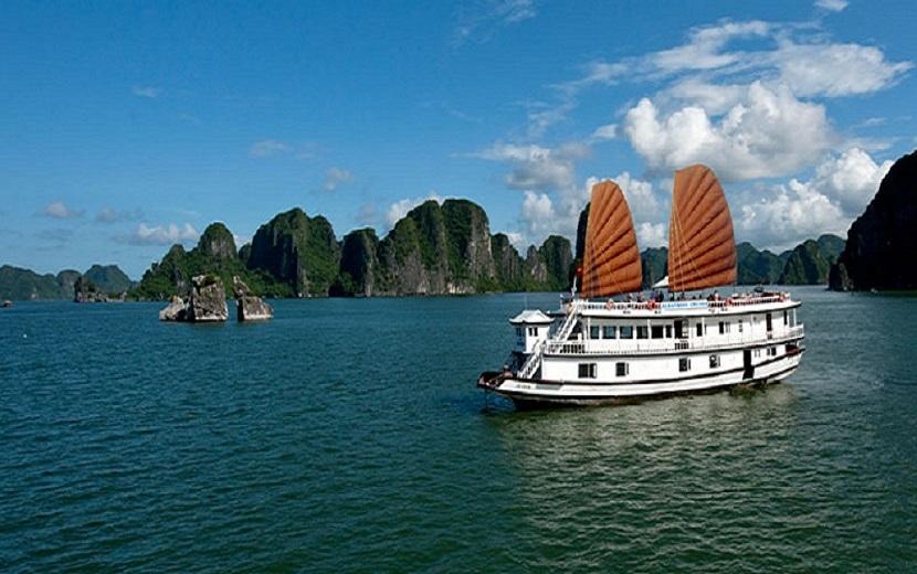 Vẻ đẹp di sản vịnh Hạ Long