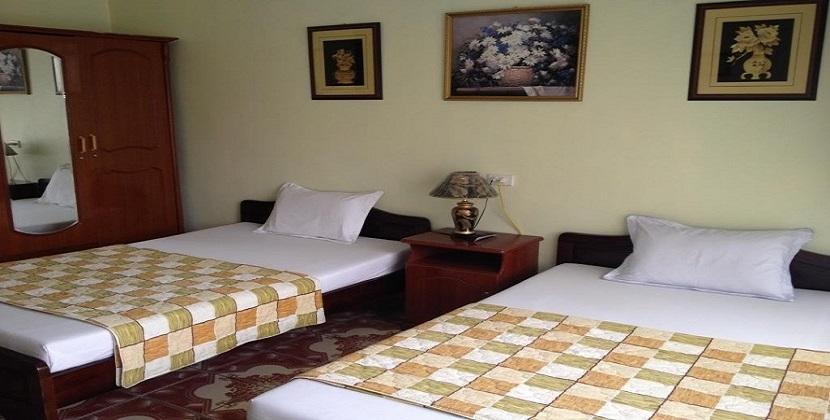 Nhà nghỉ giá rẻ ở Hạ Long