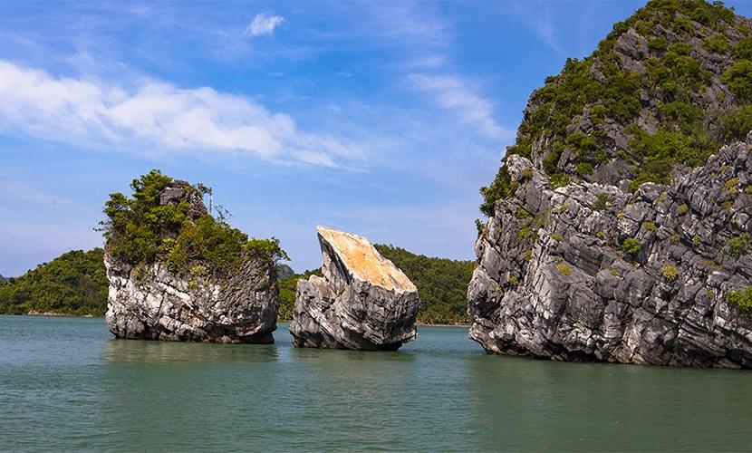 Nét văn hóa lịch sử Hạ Long trên vịnh Bái Tử Long
