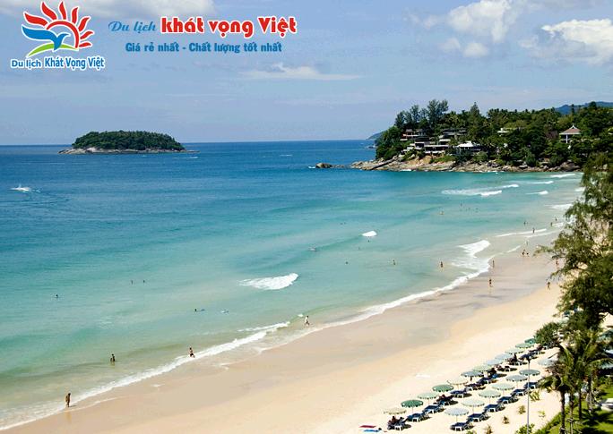 Bãi biển Trà Cổ Hạ Long