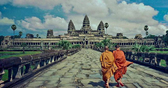 Công viên khảo cổ Angkor (Campuchia)
