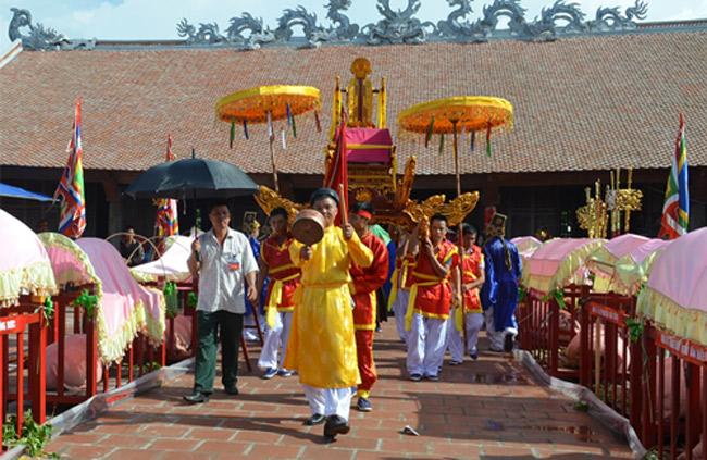 Lễ hội truyền thống tại Hạ Long